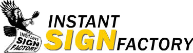 Instant Sign Factory Logo
